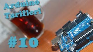 Arduino Tarifleri #10 - Temel Matematik Işlemleri / Lrt  720p