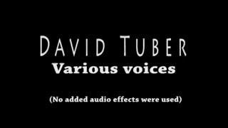 DTuber Voices