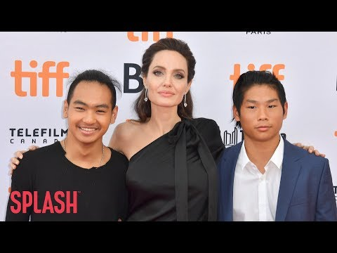 How Angelina Jolie Feels a 'Little Bit Stronger' After Post-Split Lockdown | Splash News TV