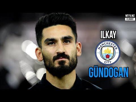 Ilkay Gündogan • World Class Skills & Goals • Manchester City | HD
