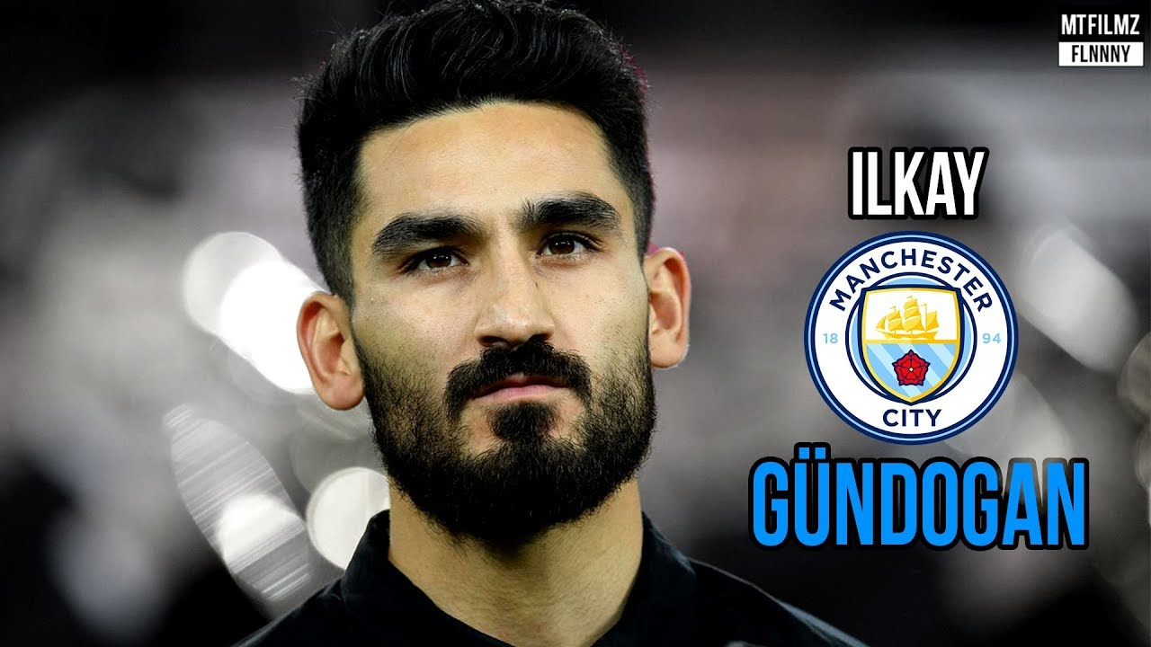 Ilkay Gündogan • World Class Skills & Goals • Manchester ...