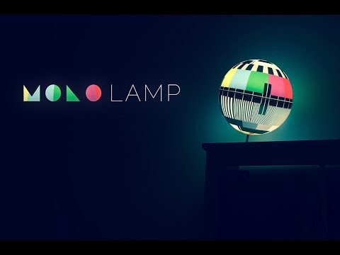 MONO LAMP - Available now on Indiegogo!