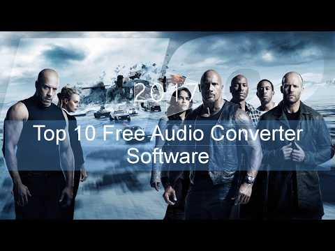 Top 10 Free Audio Converter Software