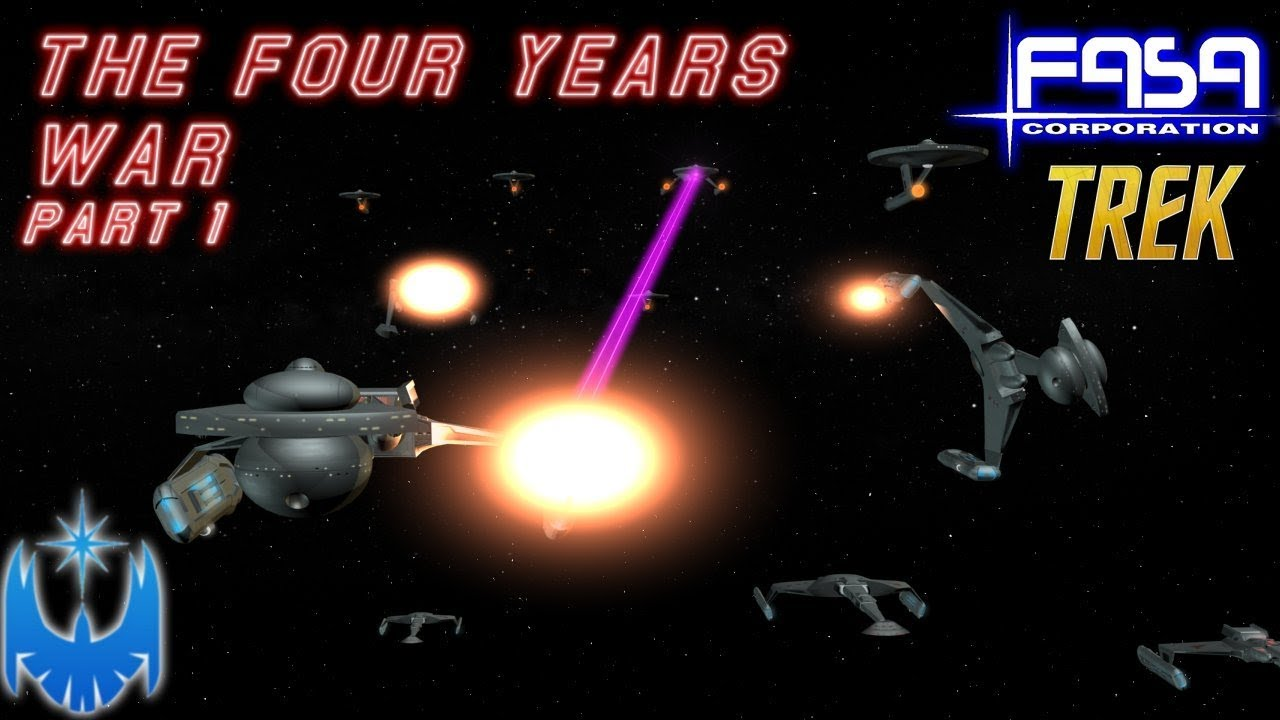 The 'FASA-Trek' Four Years WAR Explanation & Breakdown! Part 1 of 2!