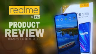 Realme 5pro smart phone review|Negative problem issued