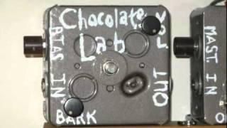 Chocolate Lab Guitar Pedal Thru 10w Solid State Amp
