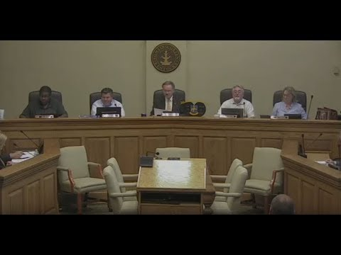 2/20/18 Board of Commissioners Meeting - Part 1