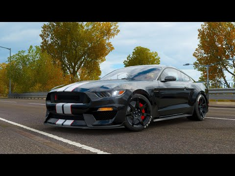 Car review 16' FORD SHELBY GT350R (GAMEPLAY)