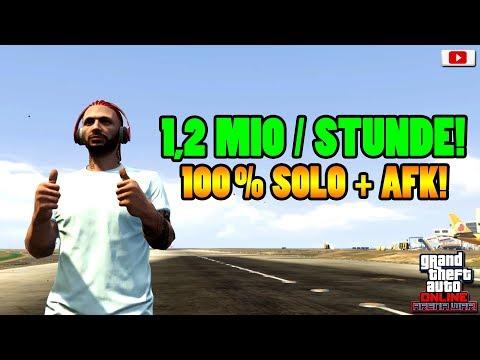 🤑Einfachster + Bester SOLO AFK Geld Glitch! 1,2 MIO Pro Stunde!🤑[GTA 5 Online Arena War Update DLC] thumbnail