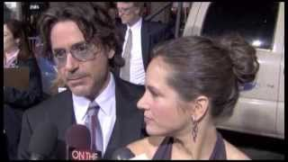 "Robert Downey Jr Interview - ""Due Date"""