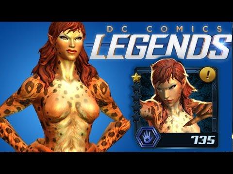DC Comics Legends - Cheetah