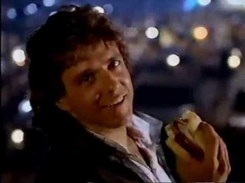Scott Valentine 1986 Wendyu0027s Big Classic Commercial   YouTube