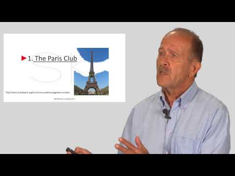 10 Country Risk, Financial Crisis, And Debt Restructuring, Paris & London Clubs