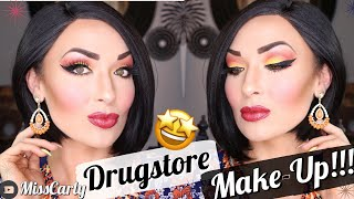 ✨How To: Drugstore Make-Up Tutorial Series✨| 🚨Sunset Siren🚨  | PART 2 | Divatress.com