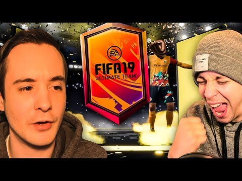 WE ALL GOT SENT A FREE PACK, THIS IS WHAT I GOT!!! - FIFA 19 ULTIMATE TEAM PACK OPENING thumbnail