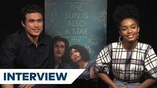Charles Melton And Yara Shahidi Prove That Love Wins Against All Odds