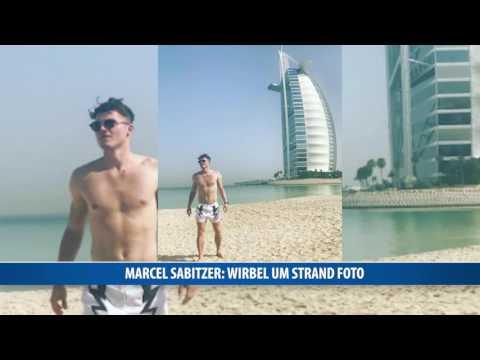Marcel Sabitzer: Wirbel um Stand-Foto