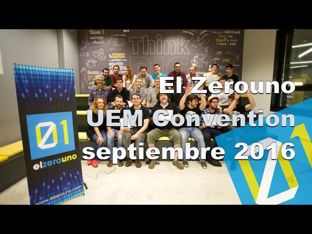 El Zerouno UEM Convention