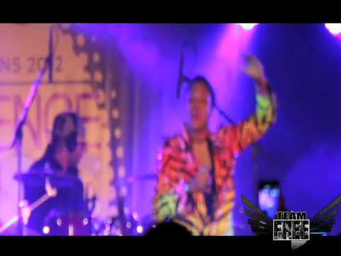 EVE...2012 (LOVE IS BLIND )...LIVE IN NEW ORLEANS