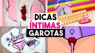 DICAS ÍNTIMAS QUE TODA GAROTA PRECISA SABER  - Gabriela Capone