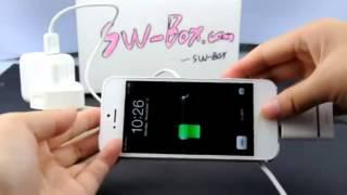 Переходник Apple 30 Pin на Lightning 8 Pin