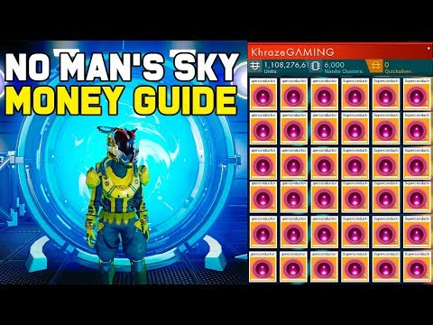 Farming Units in NEXT   No Man's Sky Next Update Money Making Guide
