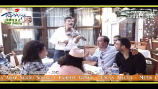 Bursa Arap Şükrü - istanbul Sokaklari ( Fahriye Güney - Ercan Ahatli - Metin Özgür ) Bursa !