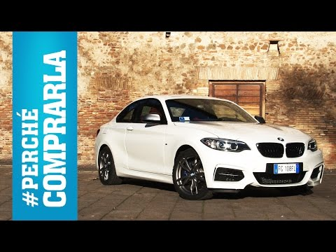 BMW Serie 2 Coup M240i Perch comprarla e perch no