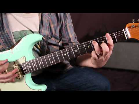 Weezer - Buddy Holly - Guitar Lesson - Tutorial, Power Chords, How to Play