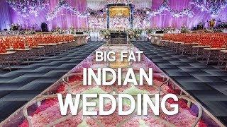 A Fairytale Indian Wedding Reception