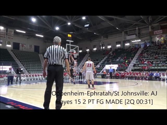 Game Highlights Boys' Varsity: OESJ vs Fort Ann