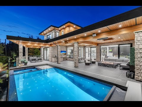 Grandeur Home in the Hills | City View | West Vancouver