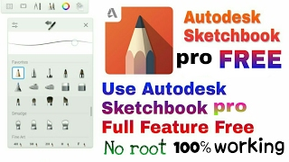 Download autodesk sketchbook pro 2017 // full version free in Android mobile}}