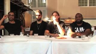 De Jeugd Van Tegenwoordig interview 2013 (deel 2)