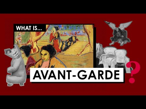 What is the Avant-Garde?