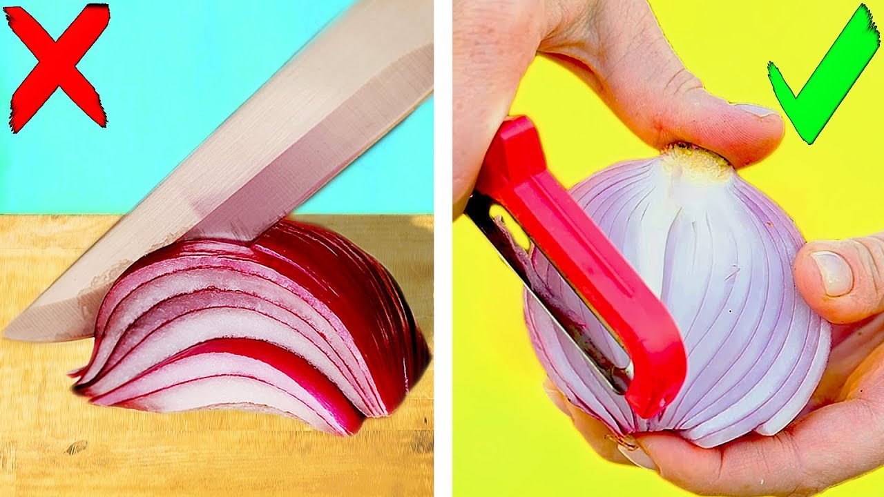 22 SIMPLE KITCHEN LIFE HACKS