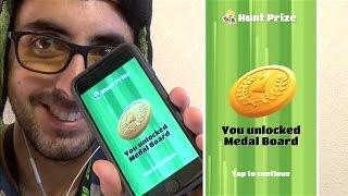 Unlocking Medal on Subway Surfers!