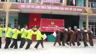 múa nón quê tôi-A6 K30 THPT Mê Linh