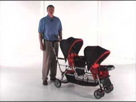 Sit N Stand Plus Stroller Review Doovi
