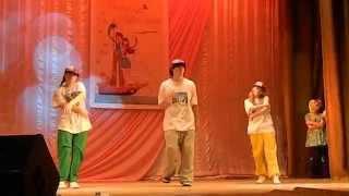Танцевальный коллектив. Курсы обучения уличным танцам для начинающих детей и подростков в Обнинске.