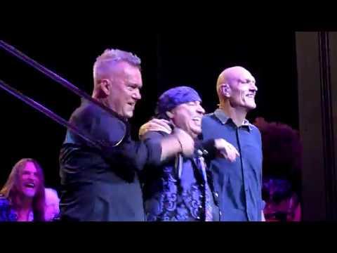 Sun City - Little Steven, Jimmy Barnes & Peter Garrett  - Enmore Theatre, Sydney 25-4-19