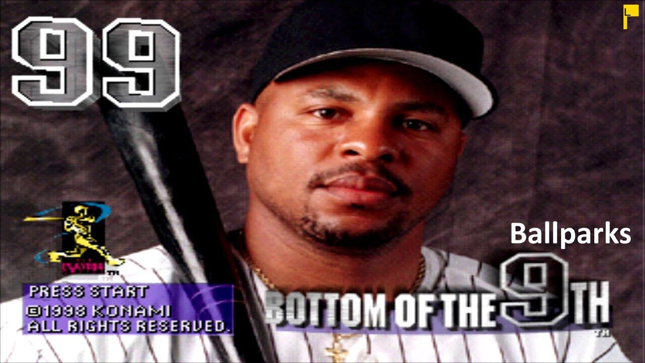 Bottom of the 9th '99 Ballparks (4K60FPS)
