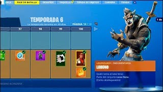 UP FREE BATTLE PASS LEVELS!! | UNLOCK FREE LOBUNO ? FORTNITE HAS BEEN BUGUEED