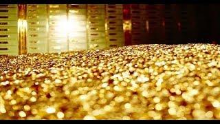 زمان يوزع فية الذهب ولا يأخذة أحد