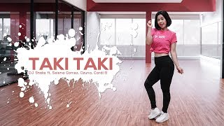 TAKI TAKI | GITA VBPR | ZUMBA | DANCE FITNESS