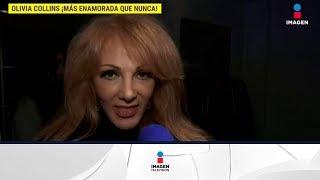 ¡Olivia Collins habla de su relación con Salvador Garcini! | De Primera Mano