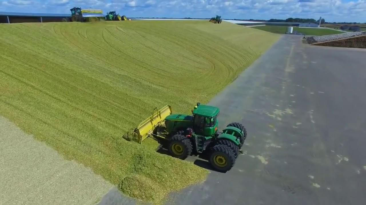 ของเค้าพร้อมจริงๆ งานเกษตรของต่างประเทศเค้าพร้อมหมดทุกอย่างเลย