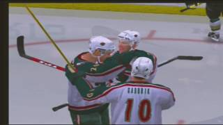 NHL 2005 Simulated The Lost Season Playoff Game 1 Minnesota vs Dallas