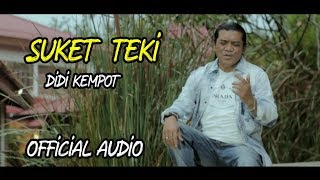 Gambar cover Didi Kempot - Suket Teki (Official Audio) New Release 2018