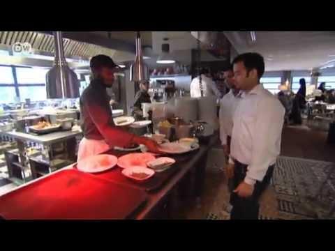 A Philippe-Starck Designed Restaurant | Euromaxx à la carte